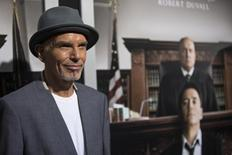 """Cast member Billy Bob Thornton poses at the premiere of """"The Judge"""" at the Academy of Motion Picture Arts and Sciences in Beverly Hills, California October 1, 2014. REUTERS/Mario Anzuoni"""
