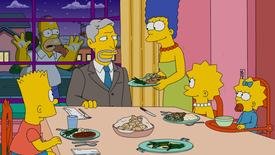Marge begins a new relationship in the season 27 premiere episode of THE SIMPSONS .   REUTERS/Courtesy Fox