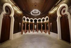 An interior view of the Sursock Museum in Beirut, Lebanon October 9, 2015. REUTERS/Jamal Saidi