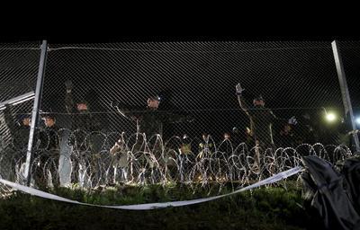 Hungary's new border crackdown