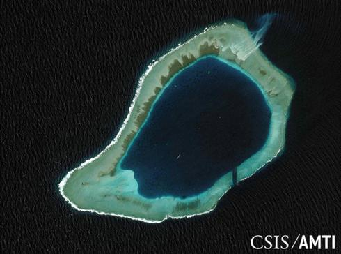 China's man-made islands