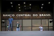 Sede do Banco Central, em Brasília.  23/09/2015     REUTERS/Ueslei Marcelino/