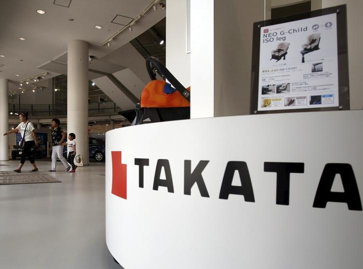 Nissan joins automakers dropping Takata air bag inflators