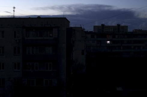 Lights off in Crimea