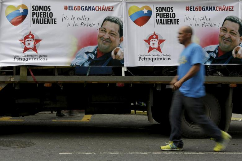 Long mighty, 'Chavismo' at risk in Venezuela...