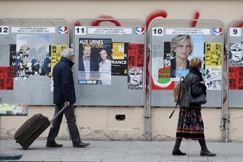 Far-right eyes big gains in French regional elections