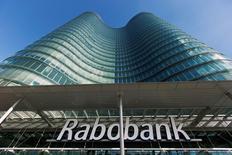 El banco holandés Rabobank planea despedir a casi un quinto de  su fuerza laboral para aumentar sus ganancias y prepararse para normas europeas más estrictas, dijo el miércoles la empresa. Foto de archivo/REUTERS/Michael Kooren