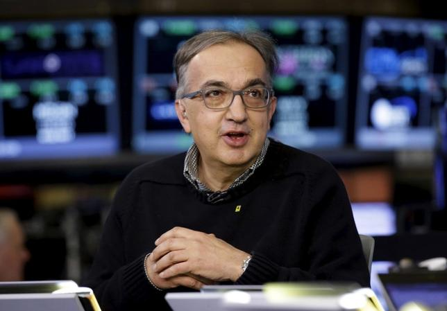 Alfa Romeo could return to F1, says Marchionne   Reuters