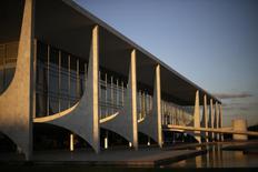 Palácio do Planalto, em Brasília. 28/04/2014 REUTERS/Ueslei Marcelino