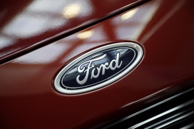 1月25日、米フォード・モーターが日本とインドネシアの全事業を今年閉鎖する見通しであることが同社の内部文書により判明した。写真はカリフォルニアで2014年11月撮影(2016年 ロイター/Lucy Nicholson)