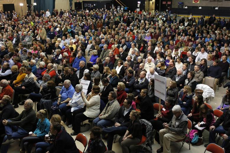 Inside The Iowa Caucus Reuters Com