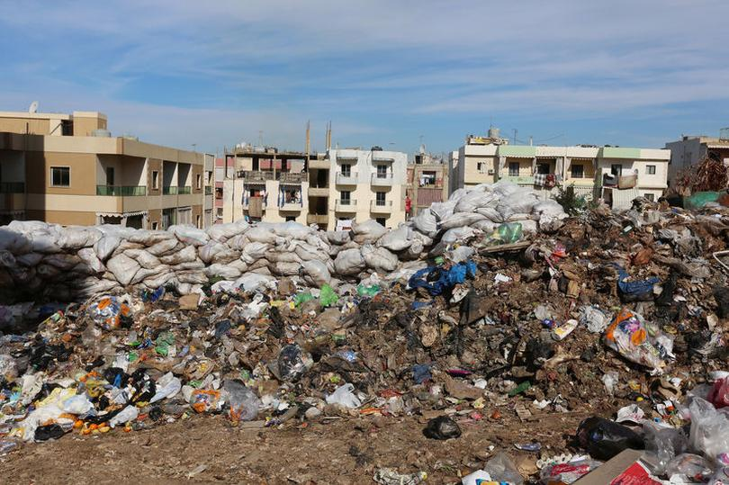 from garden city to garbage city