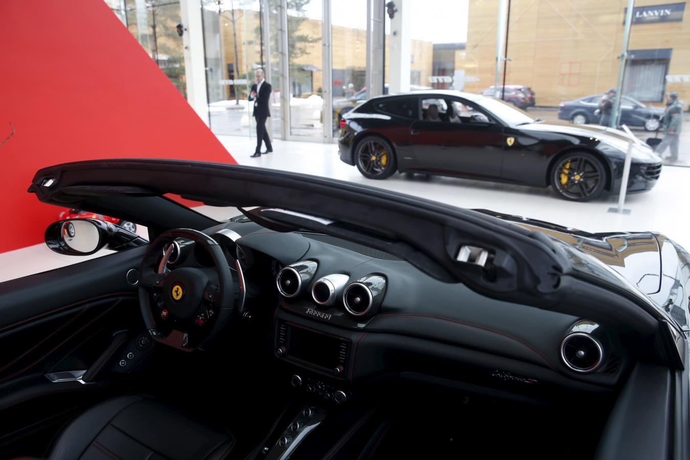 Russia's crisis produces a paradox: surging luxury car sales