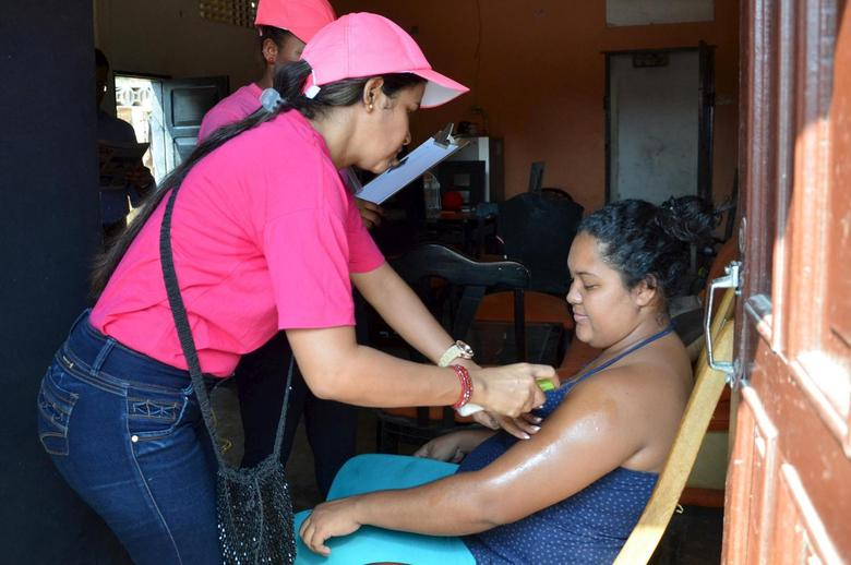 More than 3,100 pregnant women in Colombia have Zika...