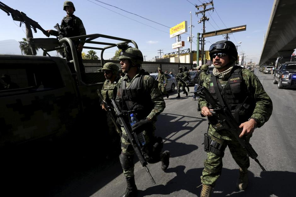Drug cartel battle kills 49 in northeastern Mexican prison - Reuters
