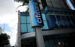 Agência do Citibank na Avenida Paulista, em São Paulo. 19/02/2016 REUTERS/Nacho Doce