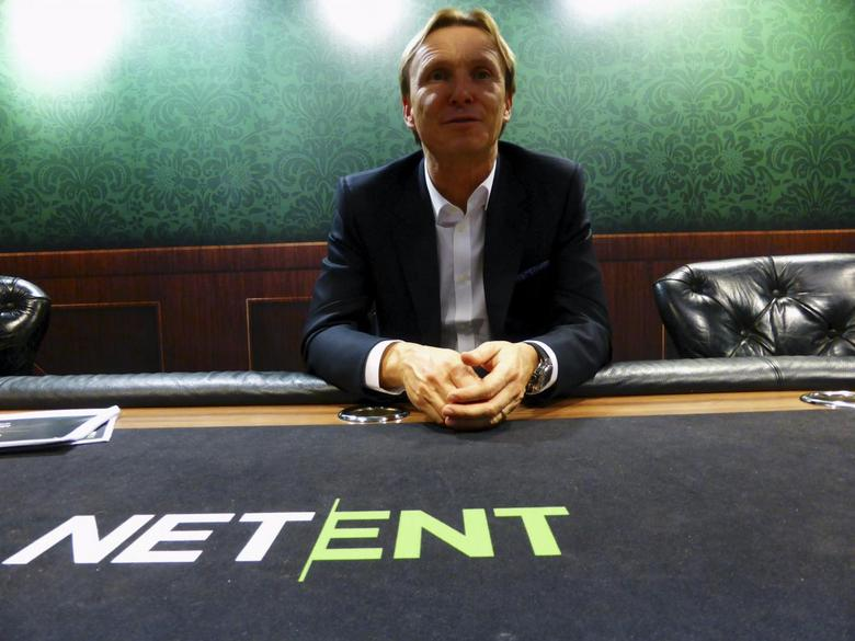 Online casino games maker NetEnt sees room for further...