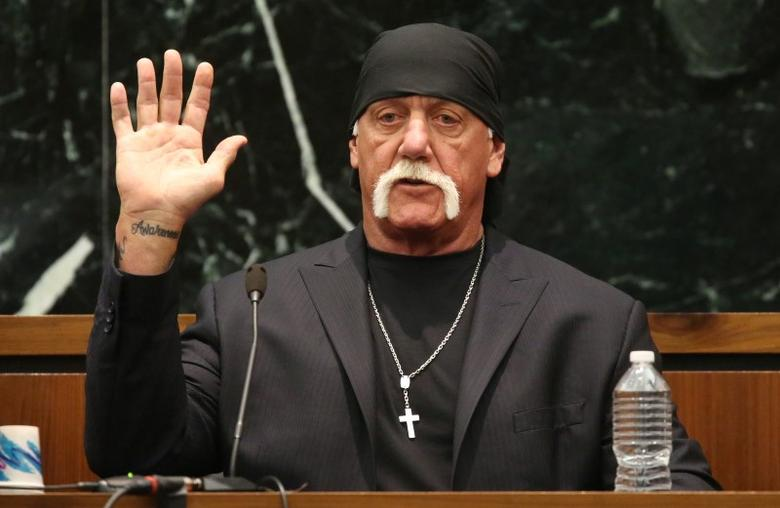 Graphic account of Hulk Hogan sex tape read in Florida court ...