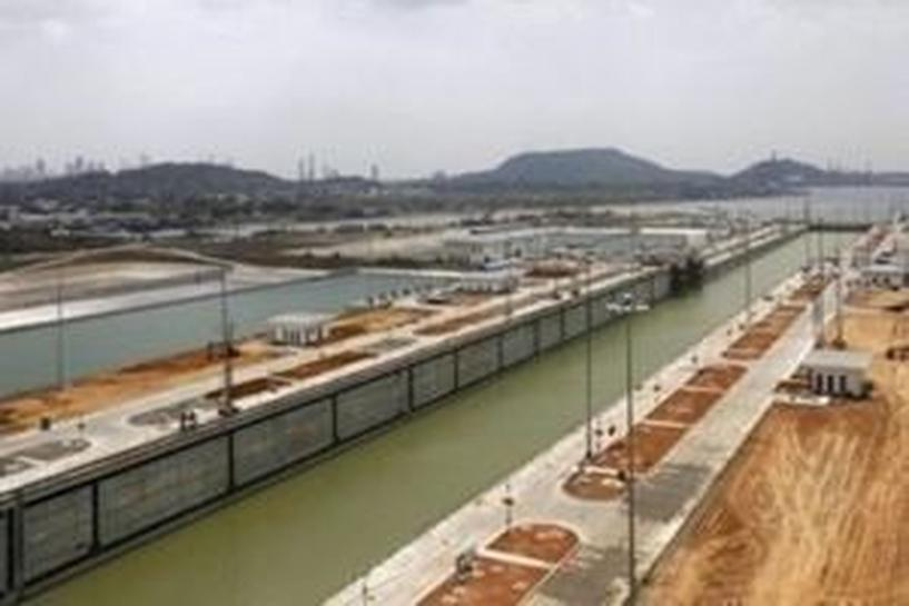 Panama canal sets depth limit on ships due to drought
