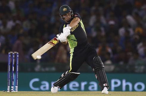 India vs Australia in World Twenty20