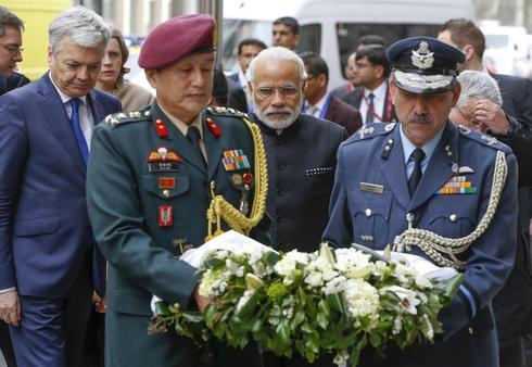 PM Modi at India-EU summit