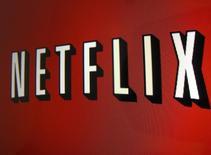 Logo do Netflix na Califórnia. 22/4/2013.  19/4/2013.    REUTERS/Mike Blake