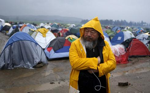 Artist Ai Weiwei to release documentary on refugee crisis