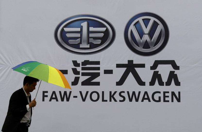 the case study of vw ag