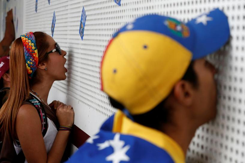 Venezuela Opposition Slams Desperate Maduro State Of