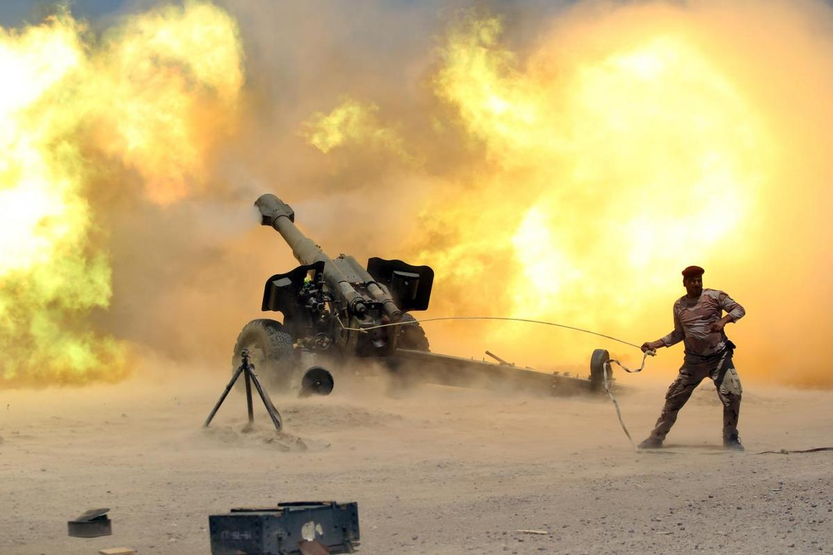 Exclusive: U.S. falters in campaign to revive Iraqi army, officials say