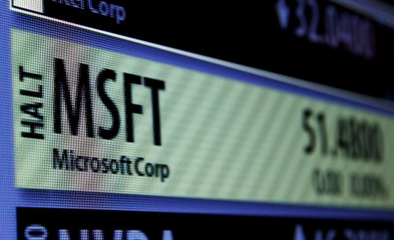 Microsoft Grounds Options Traders Iron Condor With Linkedin Deal