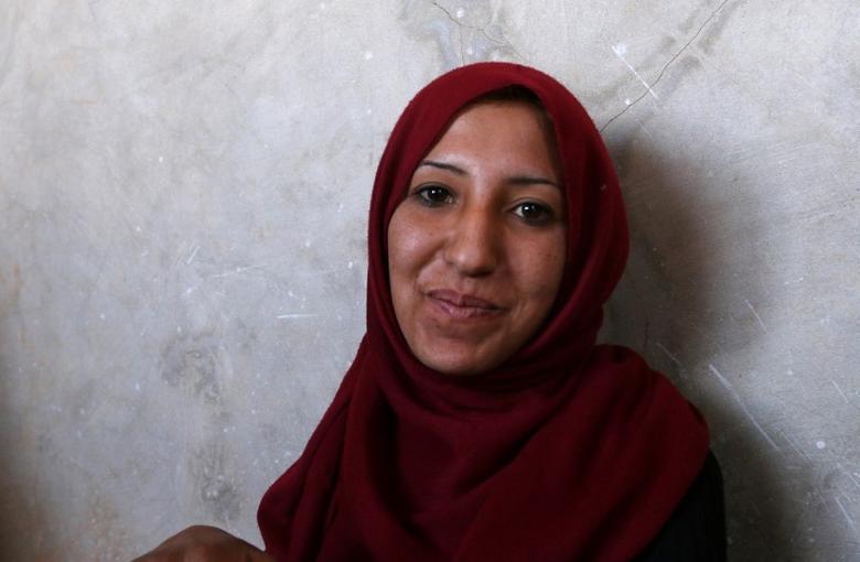 'I felt liberated': life after Islamic State