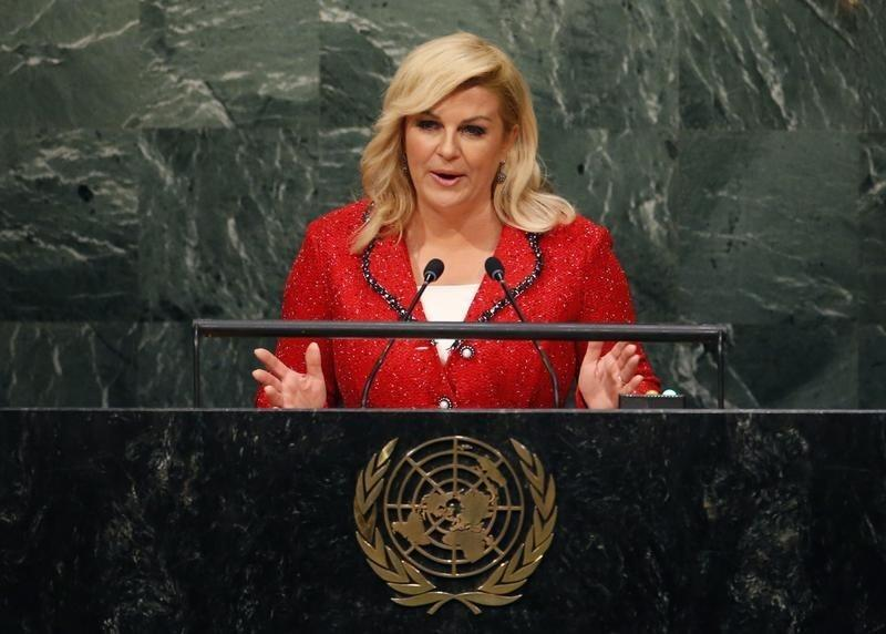 Croatian president takes first step to calling snap election