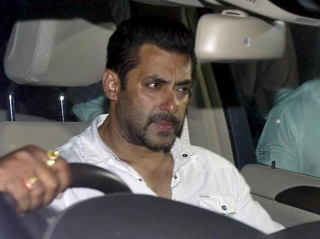 Bollywood actor Salman Khan in hot water over rape remark