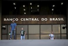 Sede do Banco Central do Brasil, em Brasília 23/09/2015 REUTERS/Ueslei Marcelino