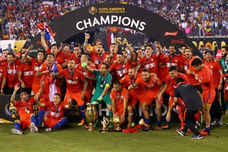 Conmebol confirma amistoso entre Chile y campeón de la Eurocopa