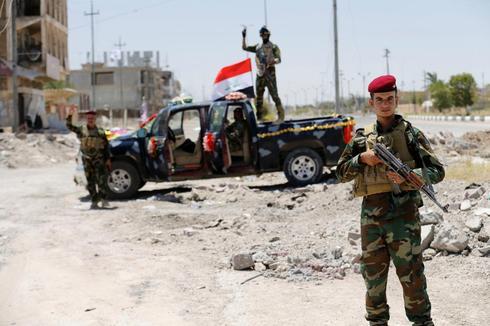 Inside Falluja after Islamic State