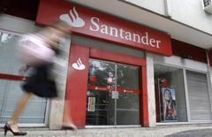 Agência do Santander vista no Rio de Janeiro.   REUTERS/Sergio Moraes