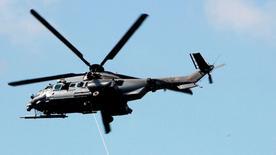 Le Koweït a signé mardi un contrat avec Airbus Helicopters portant sur l'achat de 30 hélicoptères lourds Caracal pour un montant de 1,07 milliard d'euros. /Photo d'archives/REUTERS/Pascal Rossignol