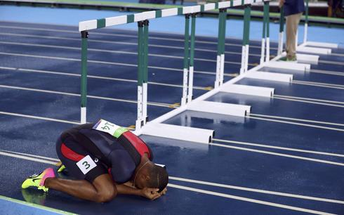 False start ends Olympic dream