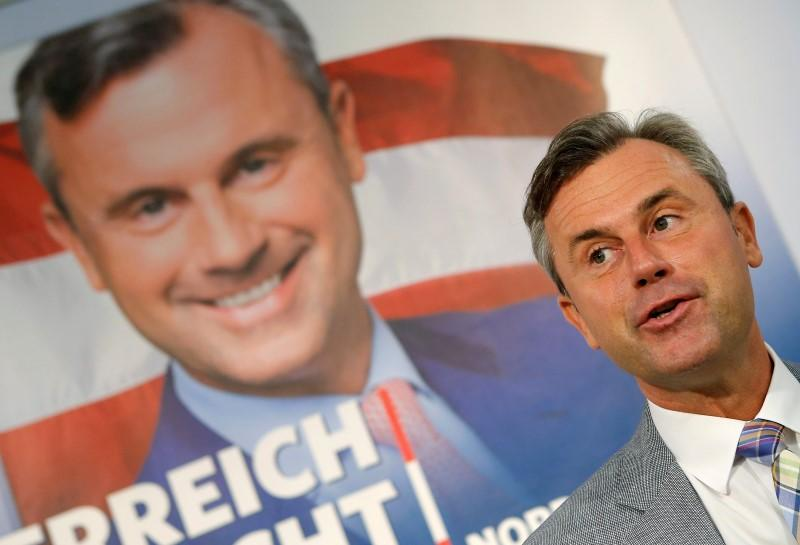 Far-right candidate ahead in polls to win Austrian ...