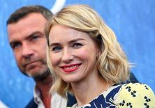 """Actors Liev Schreiber and Naomi Watts attend the photocall for the movie """"The Bleeder"""" at the 73rd Venice Film Festival in Venice, Italy. REUTERS/Alessandro Bianchi"""