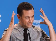 """Actor Joseph Gordon-Levitt attends a press conference to promote the film """"Snowden"""" at TIFF, the Toronto International Film Festival, in Toronto, September 10, 2016.    REUTERS/Fred Thornhill"""