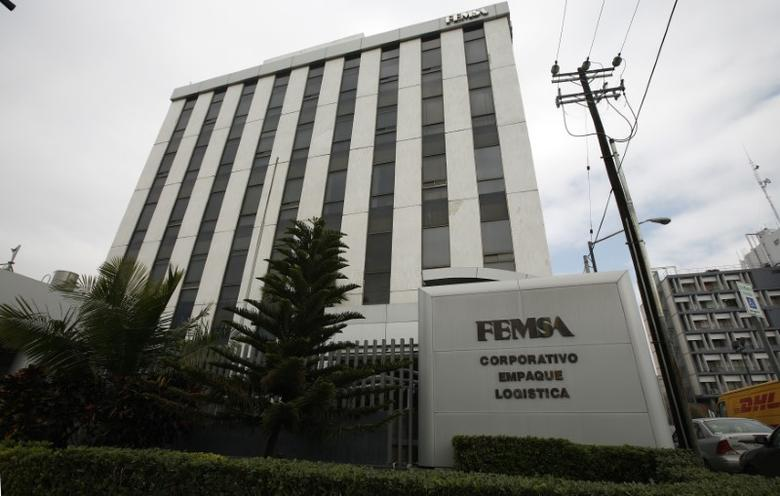 A view of the FEMSA headquarters in Monterrey January 11, 2010. REUTERS/Tomas Bravo