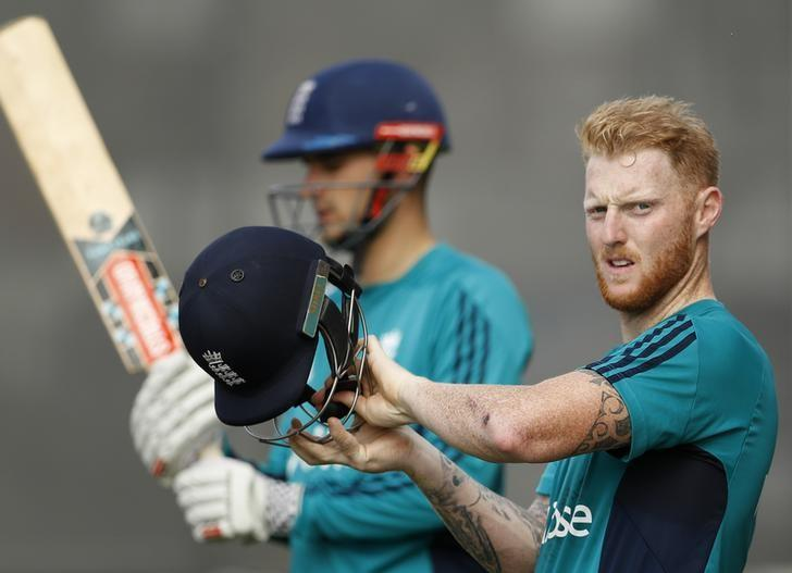 Britain Cricket - England Nets - Emirates Old Trafford - 6/9/16England's Ben Stokes during netsAction Images via Reuters / Lee Smith/ Livepic/ Files