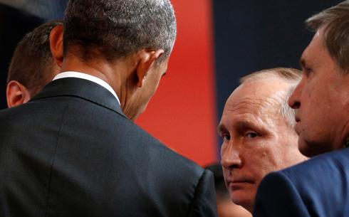 Obama and Putin's last meeting