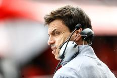Formula One - Grand Prix of Austria - Spielberg, Austria - 1/7/16 - Mercedes Executive Director Toto Wolff during a training. REUTERS/Dominic Ebenbichler    Picture Supplied by Action Images