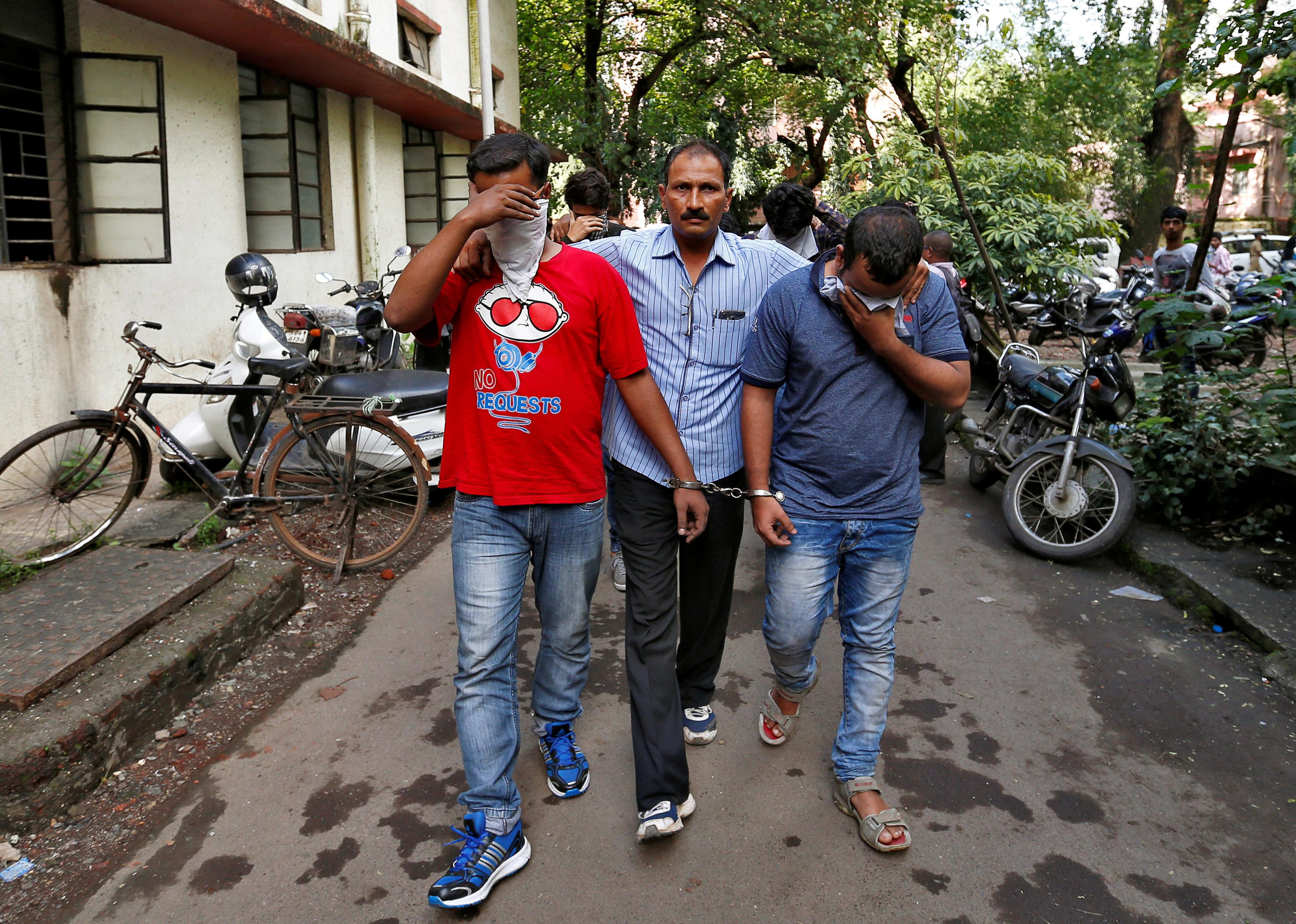 Callers for dollars: Inside India's scam call centers - Reuters