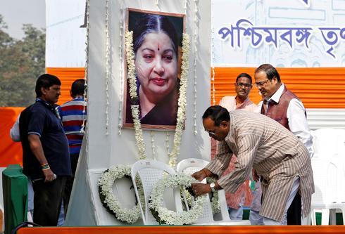 Jayalalithaa dies