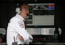 Formula One - Grand Prix of Europe - Baku, Azerbaijan - 17/6/16 - Mercedes AMG Formula One technical chief Paddy Lowe looks on during the first practice session.REUTERS/Maxim Shemetov   Picture Supplied by Action Images